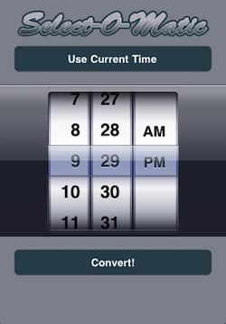 Time Converter 24, v1.0